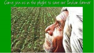 save indian farmers
